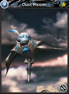 Mobius - Dust Ripper (Water) R1 Ability Card