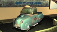 Shinra Model sA-37 from Crisis Core