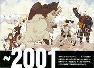 Yuzuki Ikeda FFXI Art 2001