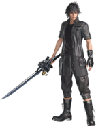 DFFNT Noctis Prince's Fatigues A