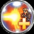 FFRK Fire Beam Icon