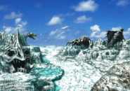 FFVIII Grande lago salato 4