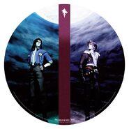 FFVIII Vinyl D