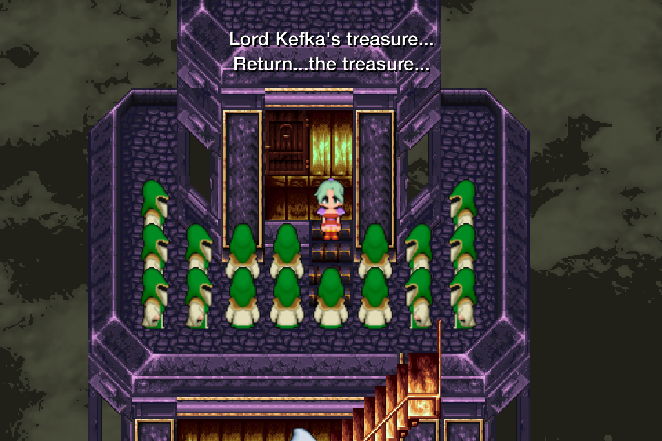 FFVI IOS Cultist's Tower Roof.png