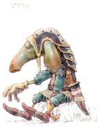 Goblin FFXI Early Concept Art 5