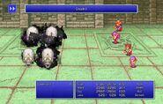 Maria using Death I from FFII Pixel Remaster