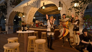 Photo Op Bar in FFXV
