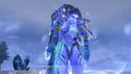 Shiva Victory Pose