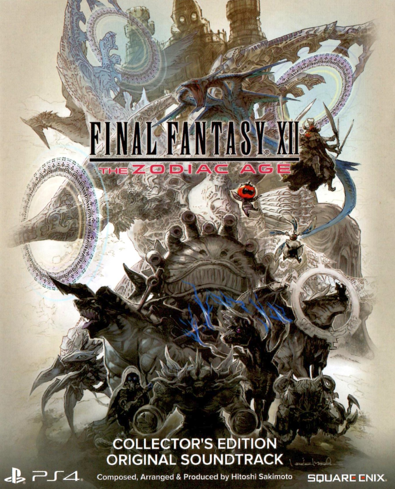 Final Fantasy Xii The Zodiac Age Collector S Edition Original Soundtrack Final Fantasy Wiki Fandom