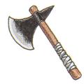 Battleaxe FFIII Art