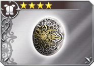 DFFOO Round Shield (XII)
