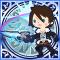 FFAB Keen Edge - Squall Legend SSR+