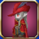 FFDII Deathlord Red Mage icon
