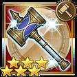 FFRK Gaia Hammer FFII