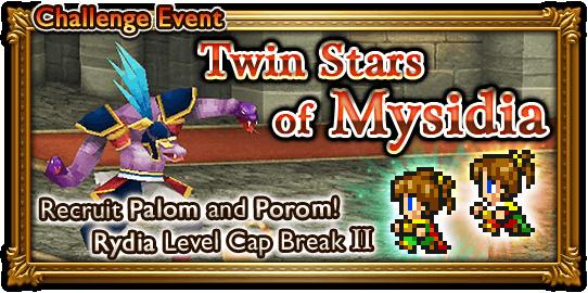 Twin Stars of Mysidia