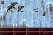 FFVI PC Barren Falls Battle