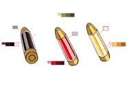 Soil palette concept for Final Fantasy Unlimited