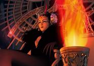 Sorceress Edea from FFVIII Remastered