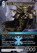 The Emperor 5-036L from FFTCG Opus