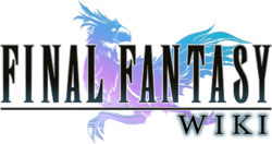 The Final Fantasy Wiki logo, the Chocobo; the lovable, curious mascot of Final Fantasy