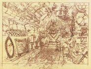 Burmecia Treasury FFIX Sketch