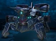 Crab Warden from FFVII Remake Enemy Intel