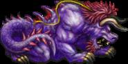 FF4PSP Behemoth