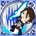 FFAB Rough Divide - Squall Legend SSR
