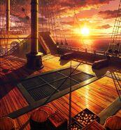 FFBE Pirate Ship BG