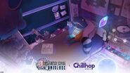 Final Fantasy Exvius Universe x Chillhop Music key art