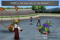 Garden Faculty summon monsters from FFVIII Remastered