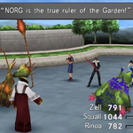 Garden Faculty summon monsters from FFVIII Remastered.png