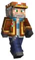 Minecraft FFXV Cid