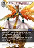 Ultima, the High Seraph 3-145L from FFTCG Opus