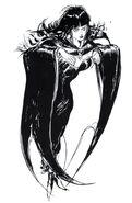 Amano Vamp Lady FFII