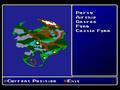 FFII PSX World Map