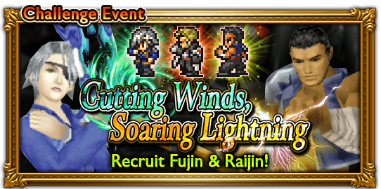 Cutting Winds, Soaring Lightning