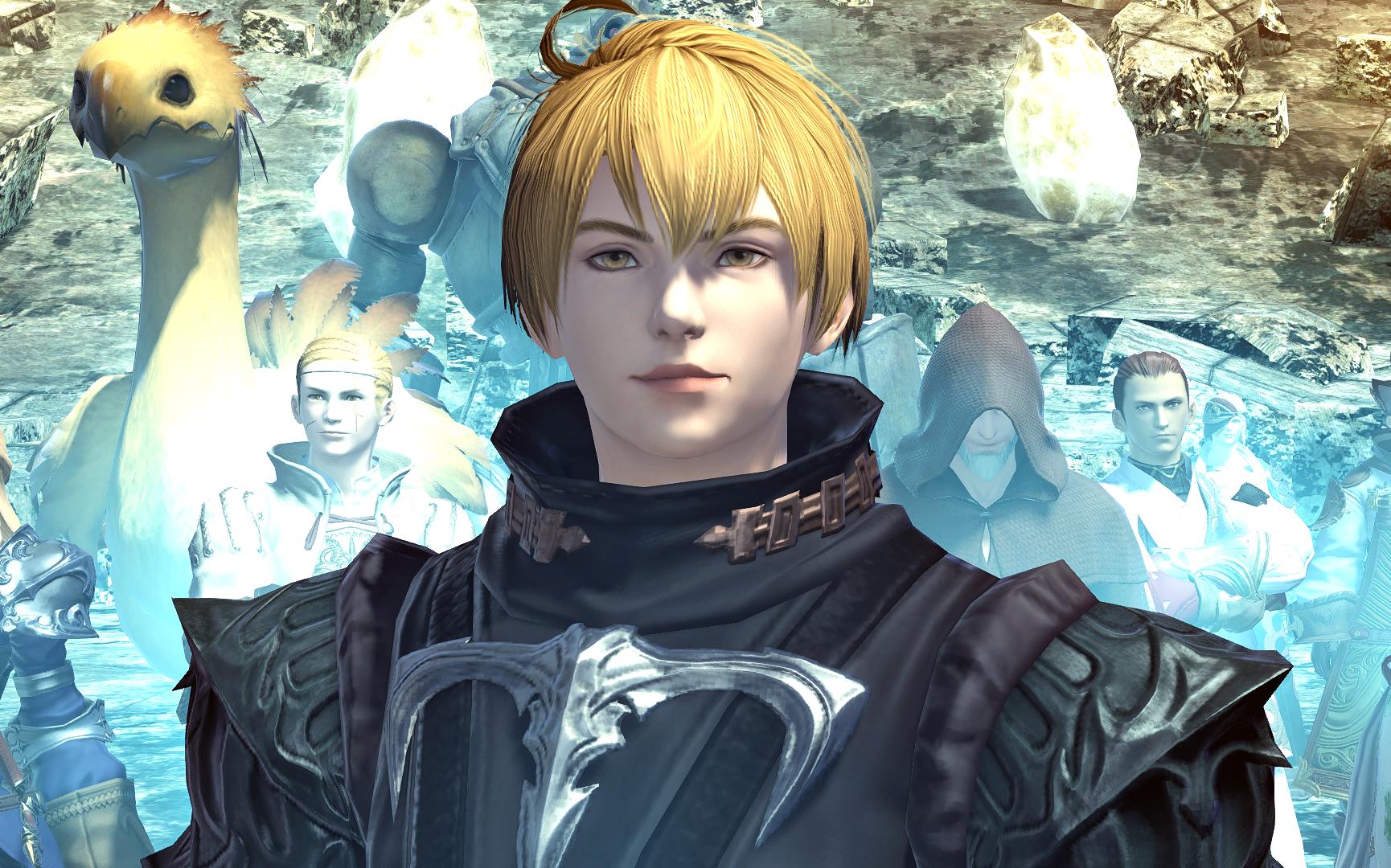 Ramza Beoulve (Final Fantasy XIV)