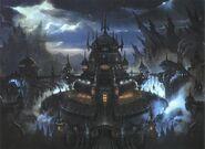 Garlean Stronghold FFXIV Art