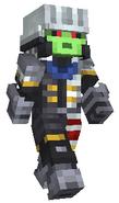 Minecraft FFXV Magitek Trooper