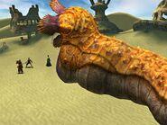 Sand worm ffx