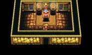 FF1 3DS Elfheim WhiteMageShopLV4
