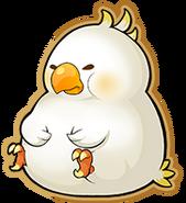 FFRK Fat Chocobo