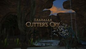 FFXIV Cutters Cry Opening