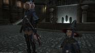 FFXIV P'yandih and Nutiba 3rd outfit