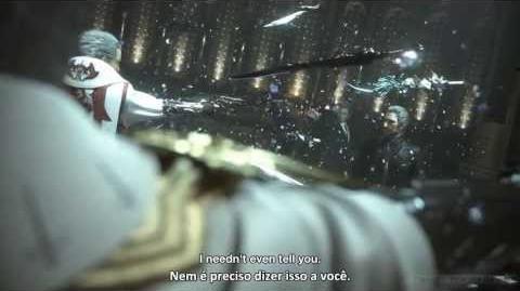 Final Fantasy XV - Trailer do Anúncio da E3 2013 - Legendado Português (BR)