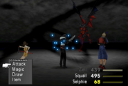 Gravija by Diablos from FFVIII Remastered