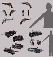 Prompto-Weapons-FFXV