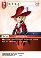 Red Mage 4-002C from FFTCG Opus