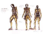 TSW Aki Desert Suit